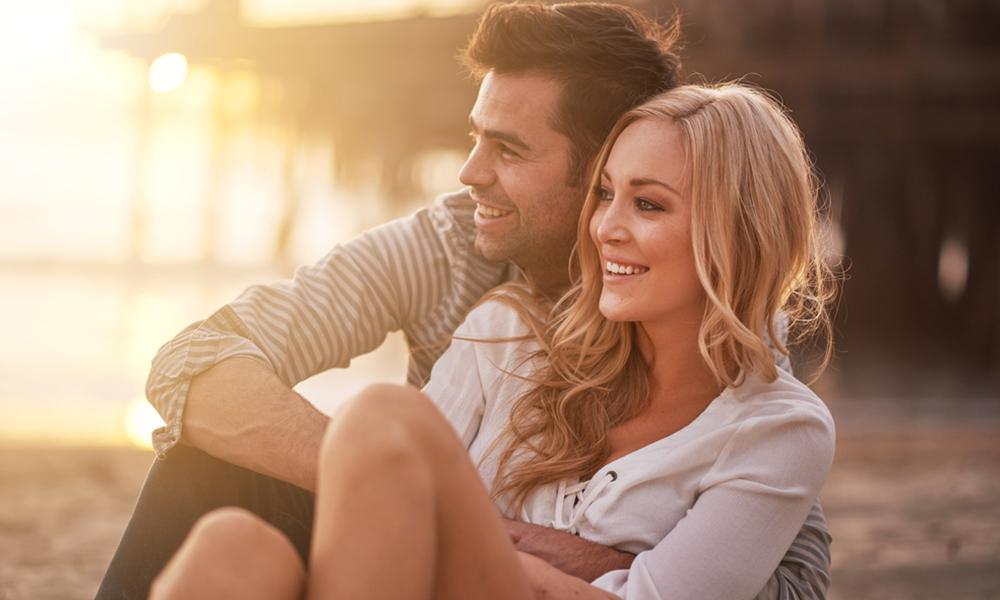 Wie verhält sich eine verliebte Frau?