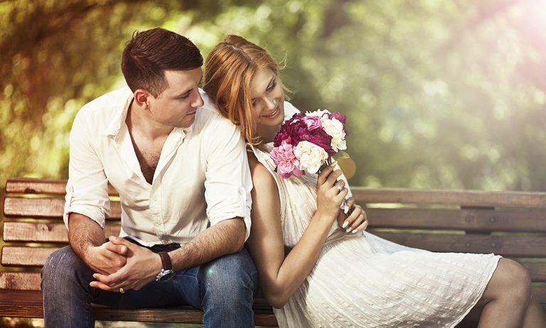 Wie verhält sich ein verliebter Mann?