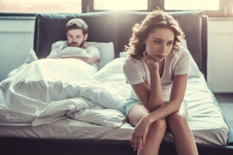 When Sexual Desire Dwindles – Low Sex Drive in Women