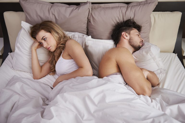Causes of a lack of sexual desire in men