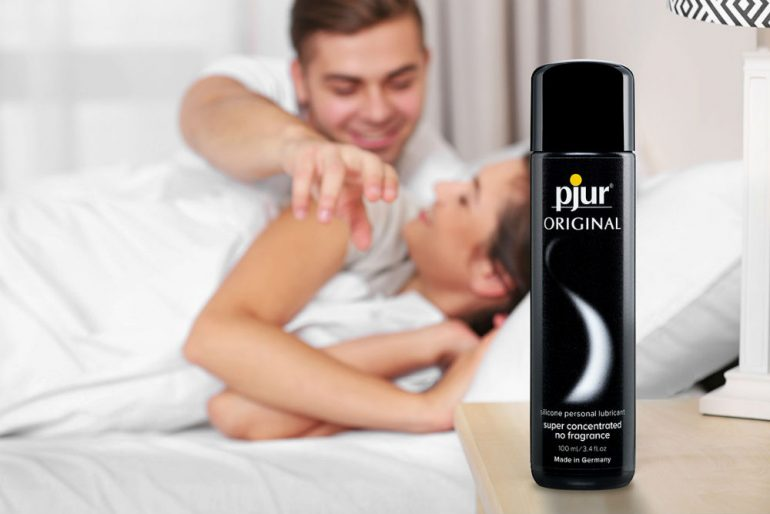 An Alternative to Personal Lubricant? Better Not!