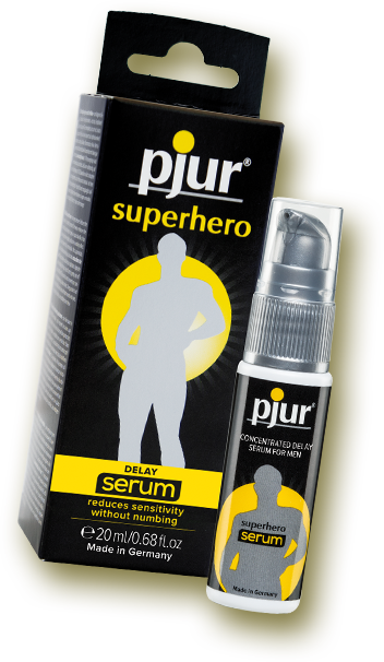 pjur superhero serum