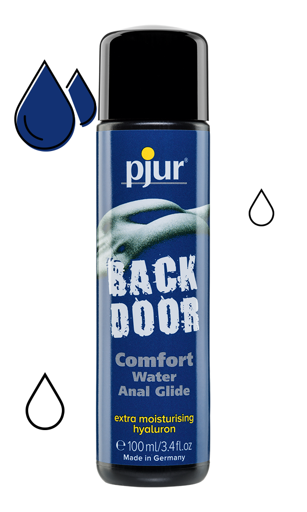 pjur back door comfort water anal glide