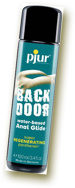 pjur back door regenerating